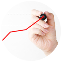 多数の上場企業の業務フローを熟知