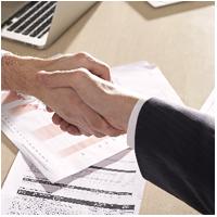 具体的な経営数値を利用したアドバイス